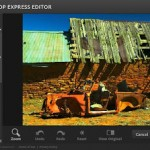 Online Photoshop Express Editor